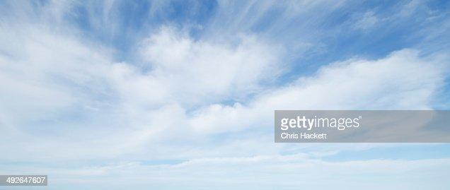 Cloudscape, Massachusetts, USA