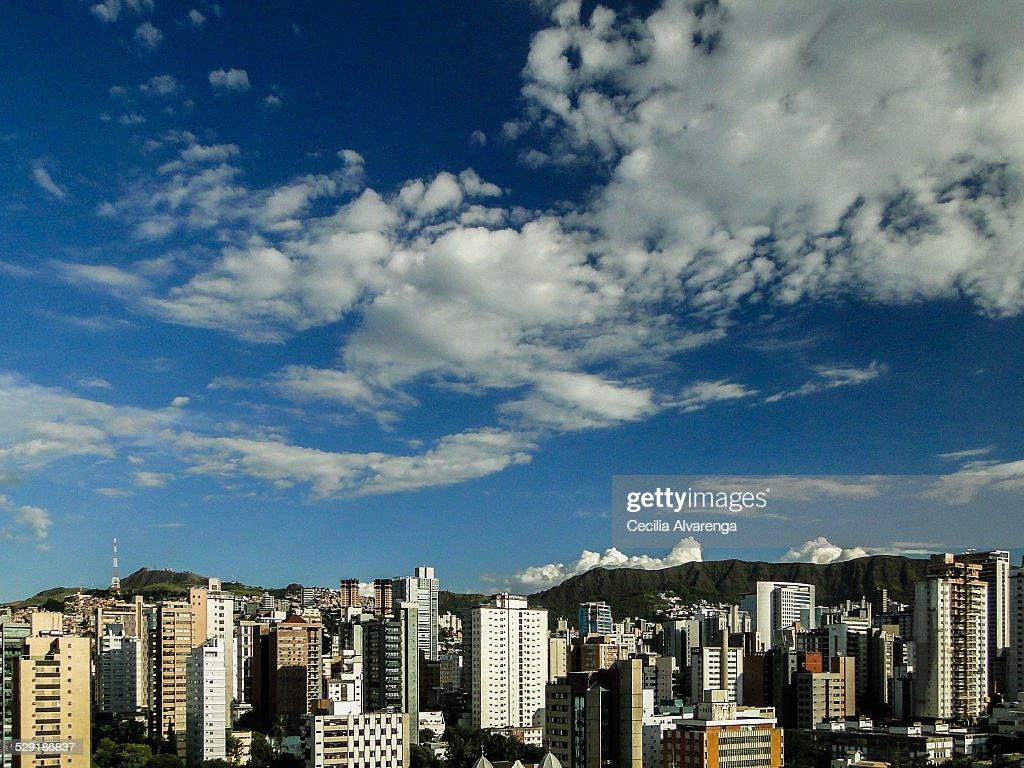 Cloudscape over Belo Horizonte