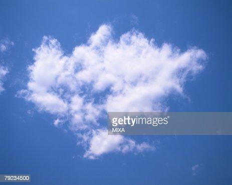 Cloudscape : Stock Photo