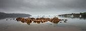 Cloudy day at Coles Bay, Tasmania