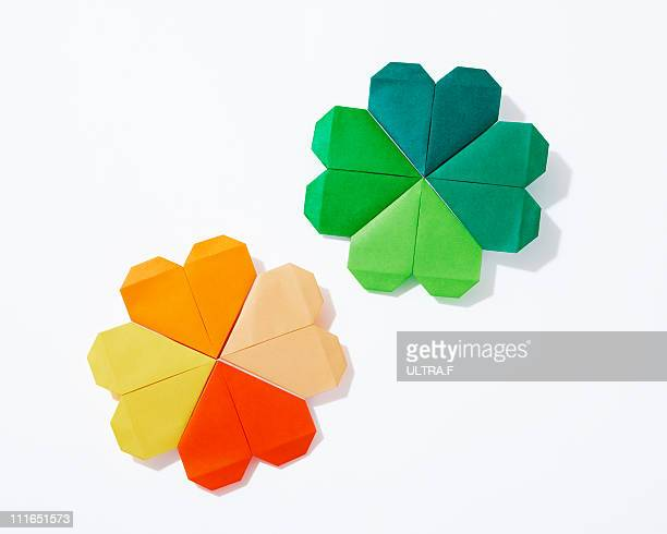 Clover of Origami