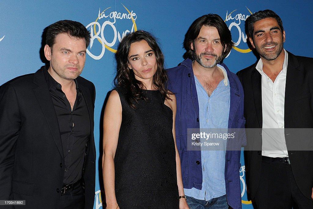 'La Grande Boucle' Paris Premiere At Gaumont Champs-Elysees
