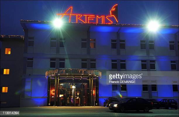 artemis club berlin film
