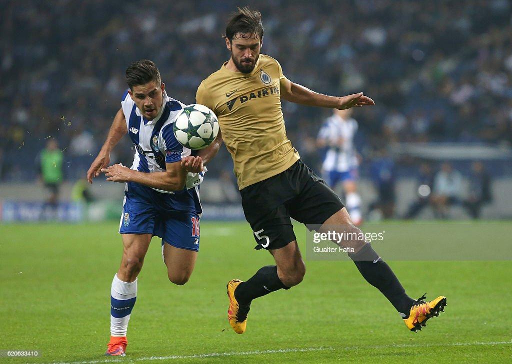 FC Porto v Club Brugge KV - UEFA Champions League