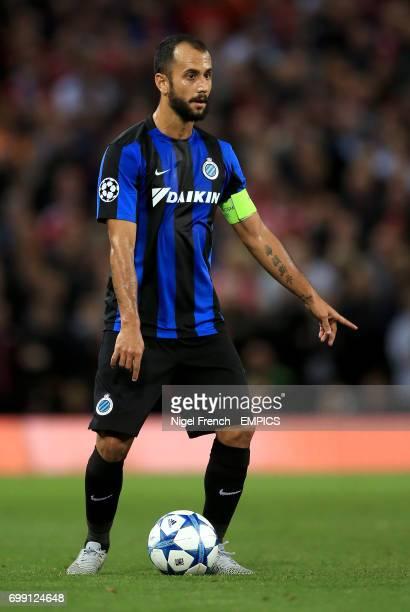 Club Brugge's Vctor Vazquez
