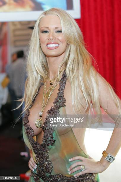 Club Jenna's Jenna Jameson during 2006 AVN Adult Entertainment Expo at Sand Expo Center in Las Vegas Nevada United States