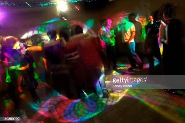 Clubbing at Ri Ra.