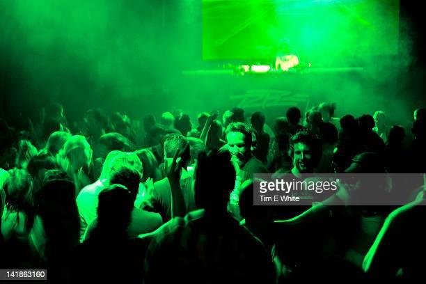 Clubbing, Prague, Czech Republic