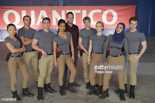 QUANTICO 'Clue' At Quantico the NATS are given a training exercise that hits too close to home for Shelby While in the future Alex finds an unlikely...