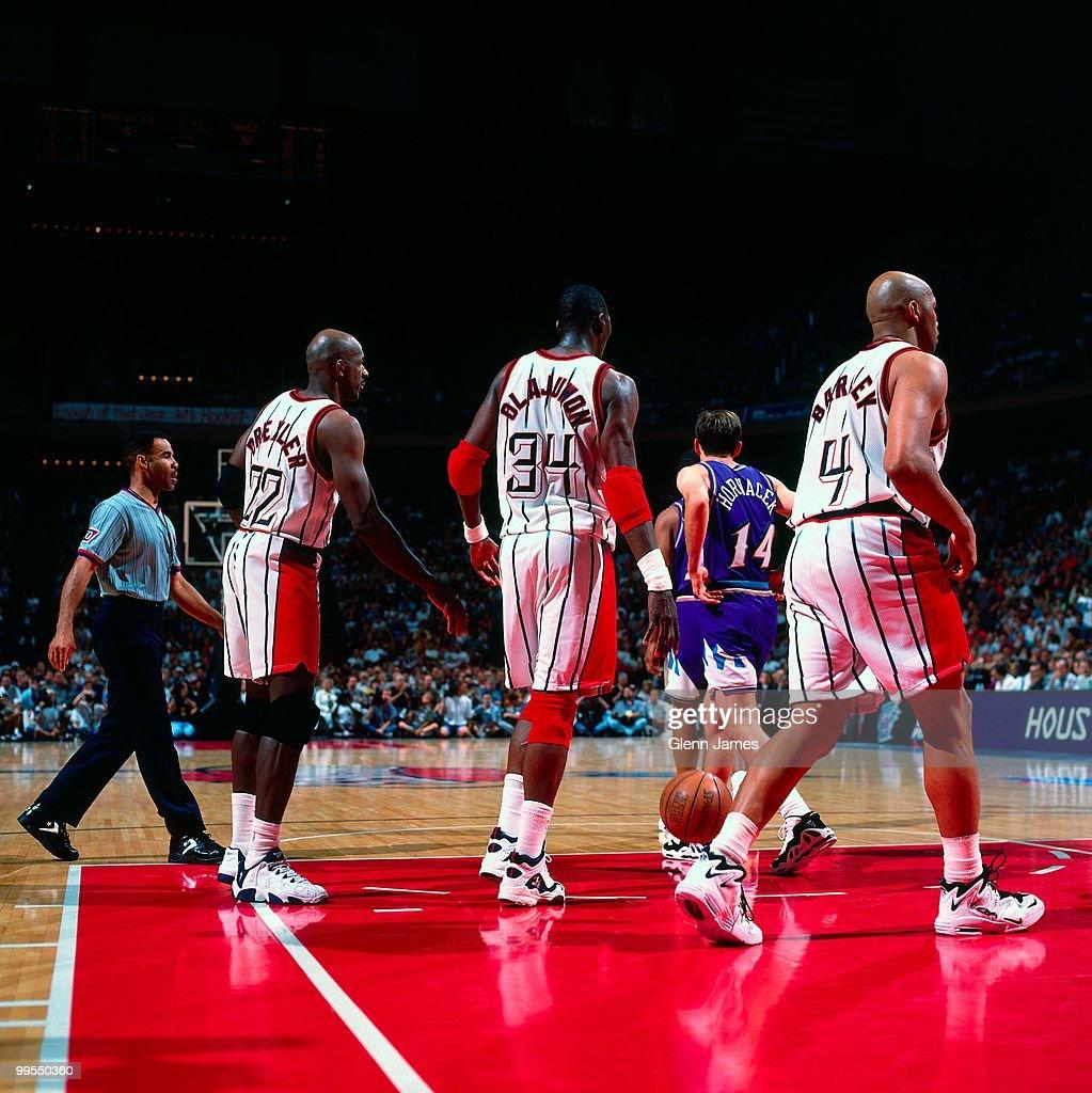 Utah Jazz v Houston Rockets Game 4