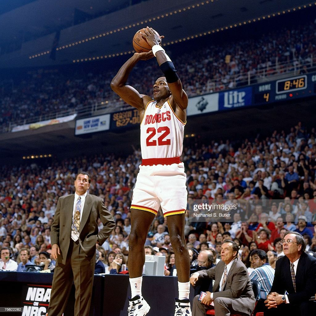 1995 NBA Finals Game 3 Orlando Magic vs Houston Rockets