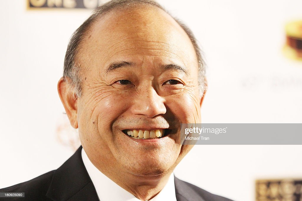 Clyde Kusatsu arrives at The Academy of Television Arts & Sciences and SAG-AFTRA celebrate The 65th Primetime Emmy Award Nominees held at Academy of Television Arts & Sciences on September 17, 2013 in North Hollywood, California.