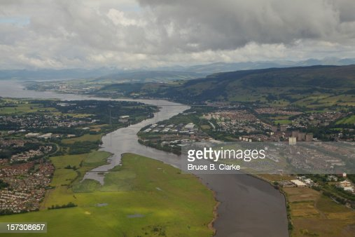 Clyde River : Stock Photo