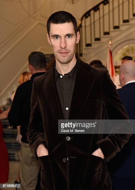 Clym Evernden attends Canada Goose x London Celebrating London Flagship Opening and 60th Anniversary at Canada House on November 15 2017 in London...