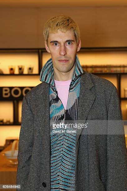 Clym Evernden attends the Boutique 1 flagship store opening on November 29 2016 in London England