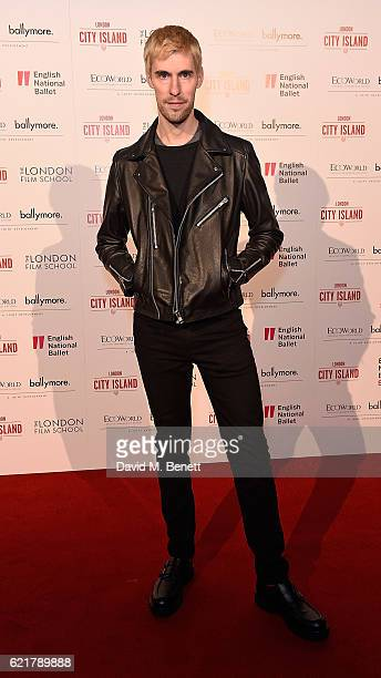 Clym Evernden attends the opening of London City Island the capital's new cultural neighbourhood on November 8 2016 in London United Kingdom