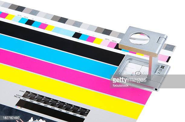 Cmyk color model for coloring systems