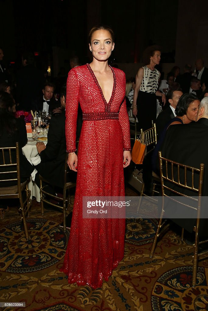 Co- Founder, DKMS <a gi-track='captionPersonalityLinkClicked' href=/galleries/search?phrase=Katharina+Harf&family=editorial&specificpeople=5332086 ng-click='$event.stopPropagation()'>Katharina Harf</a> attends the 10th Annual Delete Blood Cancer DKMS Gala at Cipriani Wall Street on May 5, 2016 in New York City.