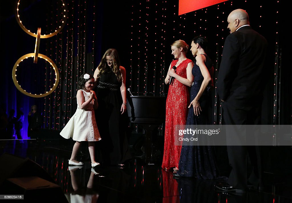 Co- Founder, DKMS <a gi-track='captionPersonalityLinkClicked' href=/galleries/search?phrase=Katharina+Harf&family=editorial&specificpeople=5332086 ng-click='$event.stopPropagation()'>Katharina Harf</a> speaks onstage at the 10th Annual Delete Blood Cancer DKMS Gala at Cipriani Wall Street on May 5, 2016 in New York City.