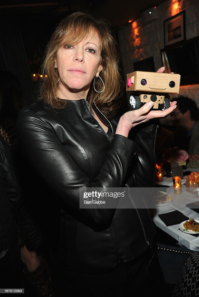 Co Founder of the Tribeca Film Festival, Jane Rosenthal attends the Out of Print Tribeca Film Festival After Party on April 25, 2013 in New York City.