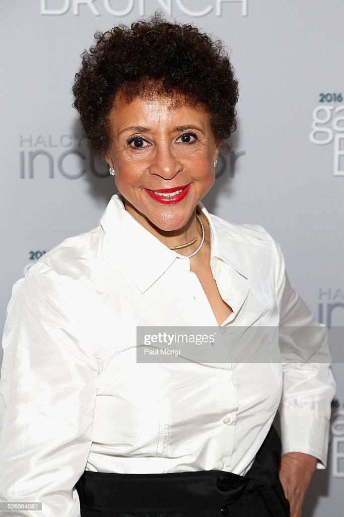 Co Founder Sheila Johnson attends the Garden Brunch prior to the 102nd White House Correspondents' Association Dinner at the Beall-Washington House on April 30, 2016 in Washington, DC.