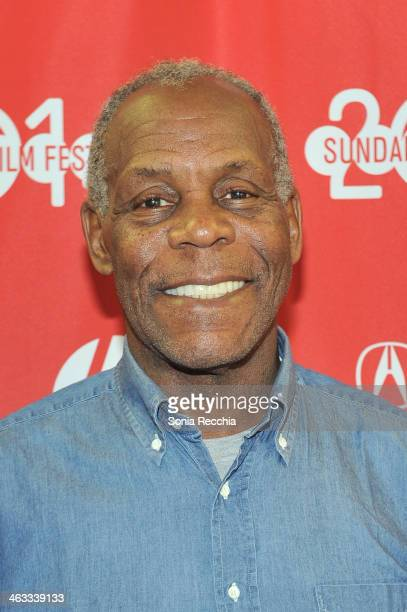 Co Producer Danny Glover attends 'Concerning Violence' Premiere 2014 Sundance Film Festival at Yarrow Hotel Theater on January 17 2014 in Park City...