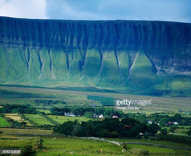 Co Sligo, Ben Bulben, Ireland