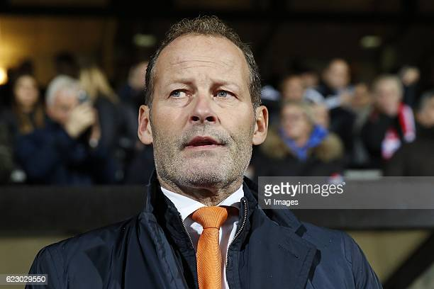 coach Danny Blind of Hollandduring the FIFA World Cup 2018 qualifying match between Luxembourg and Netherlands on November 13 2016 at the Stade Josy...