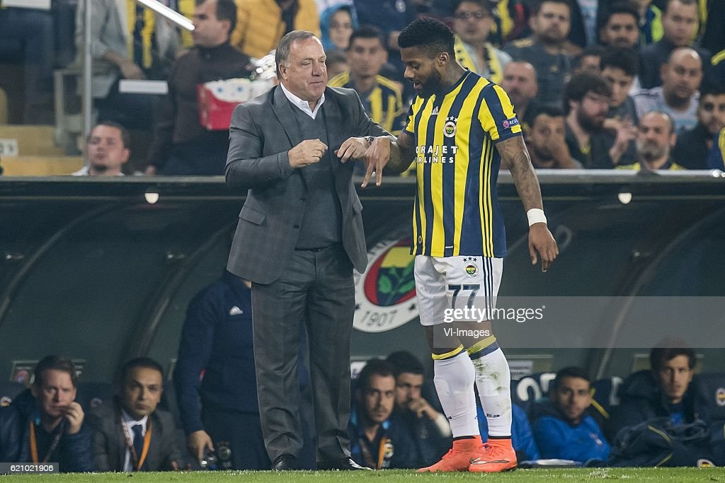 UEFA Europa League'Fenerbahce SK v Manchester United' : News Photo