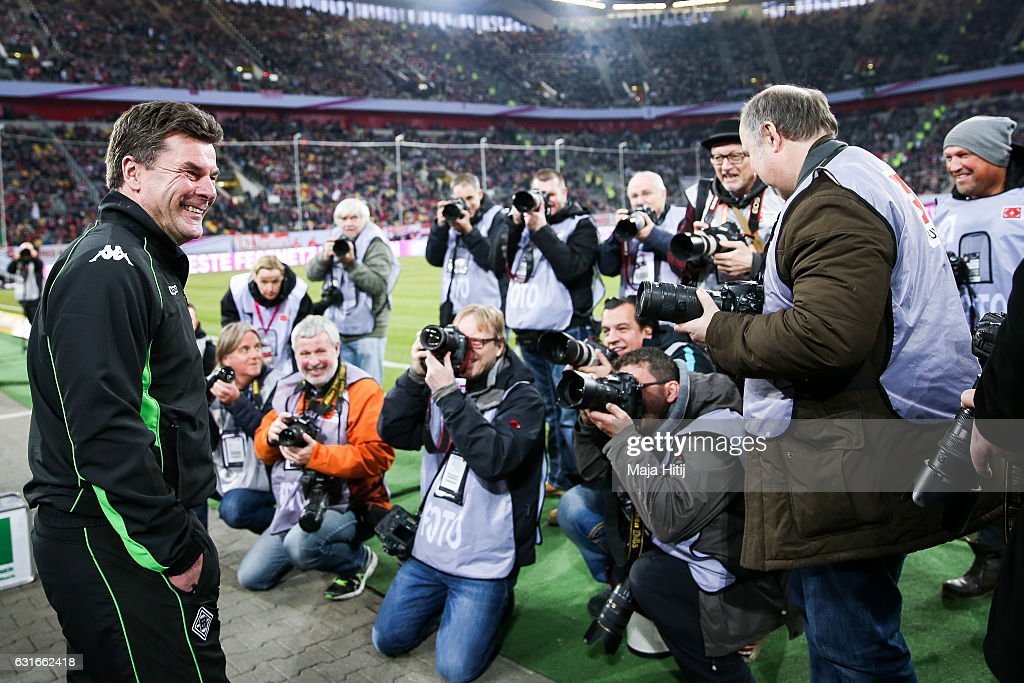 Dieter Hecking Photo Gallery