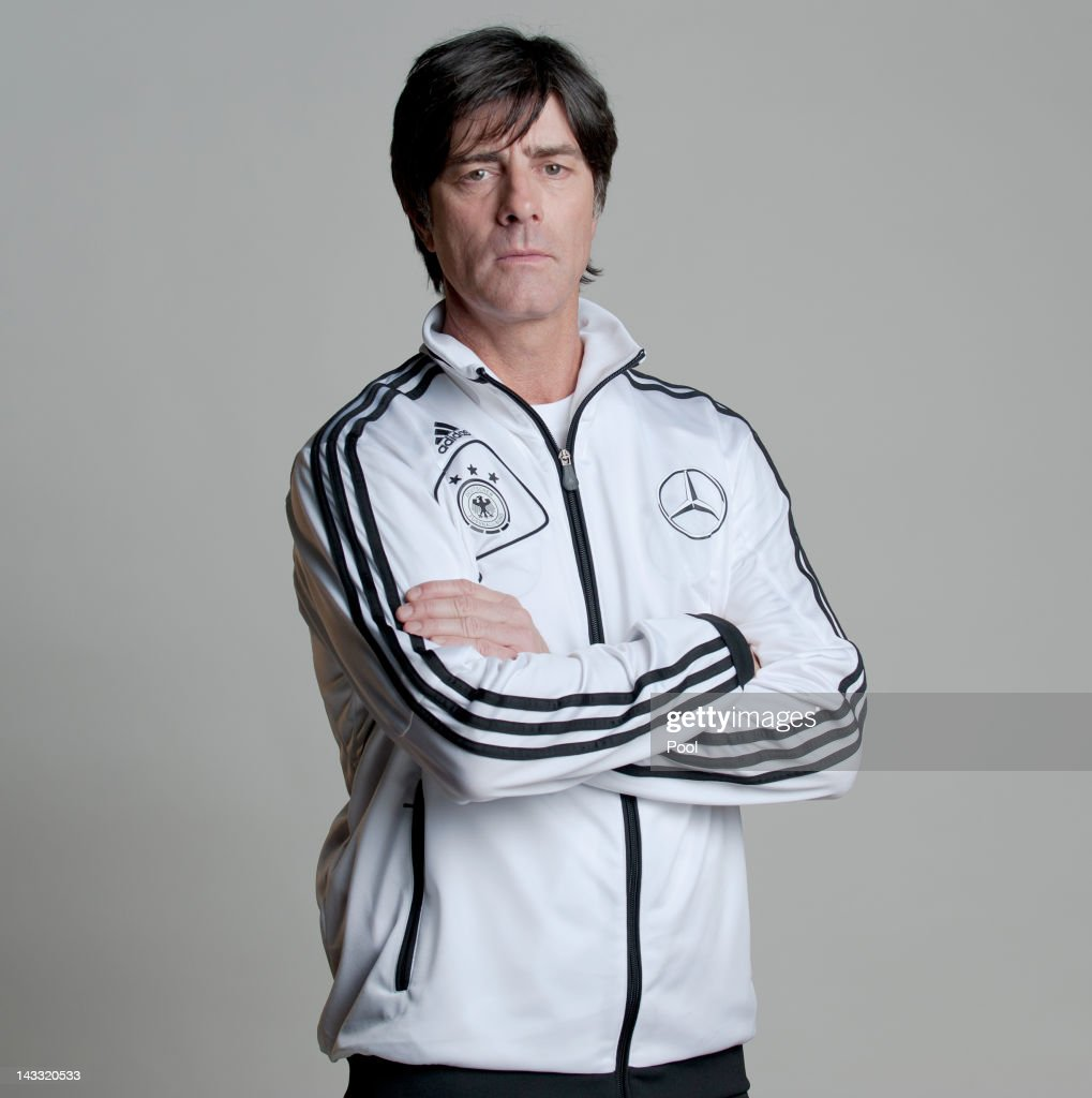 Euro 2012 - Germany Headshots