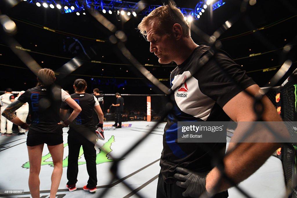 UFC Fight Night: Dillashaw v Barao 2