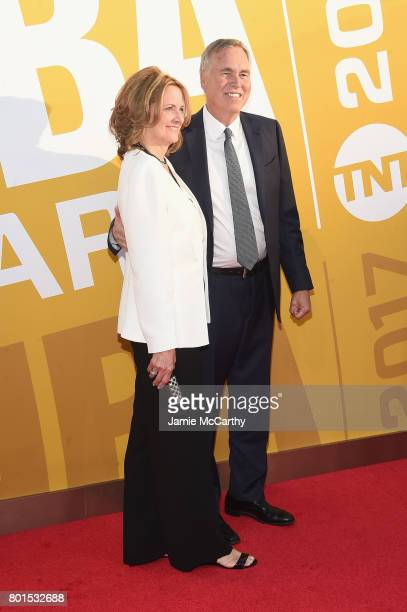 Coach Mike D'Antoni attends the 2017 NBA Awards live on TNT on June 26 2017 in New York New York 27111_003