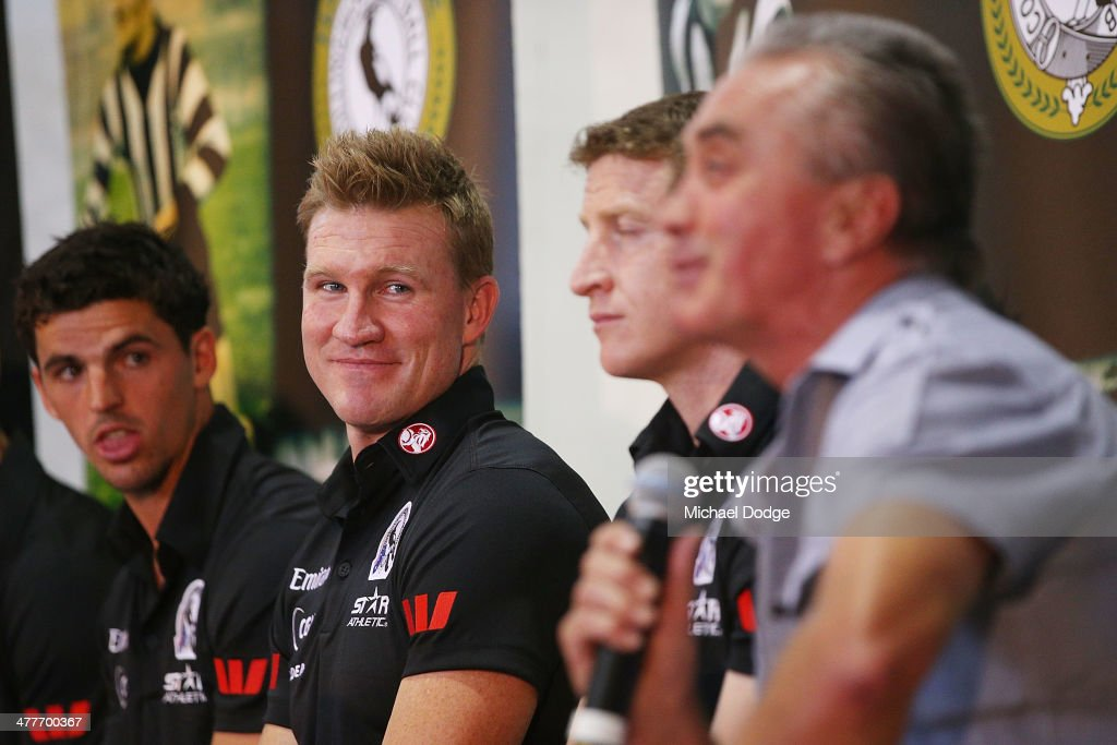 Collingwood Magpies Season Launch