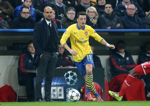 FC Bayern Muenchen v Arsenal - UEFA Champions League Round of 16 : News Photo