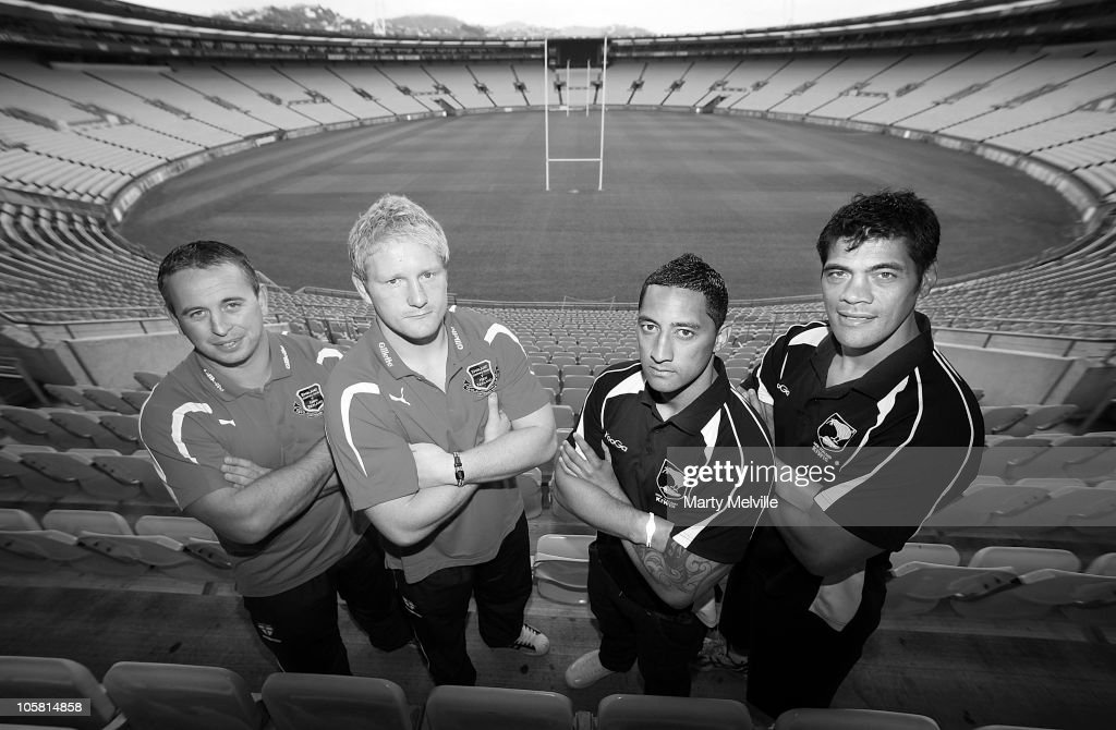 Four Nations Press Conference