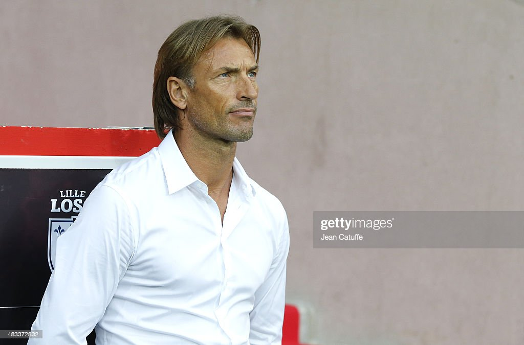 Herve Renard Getty Images