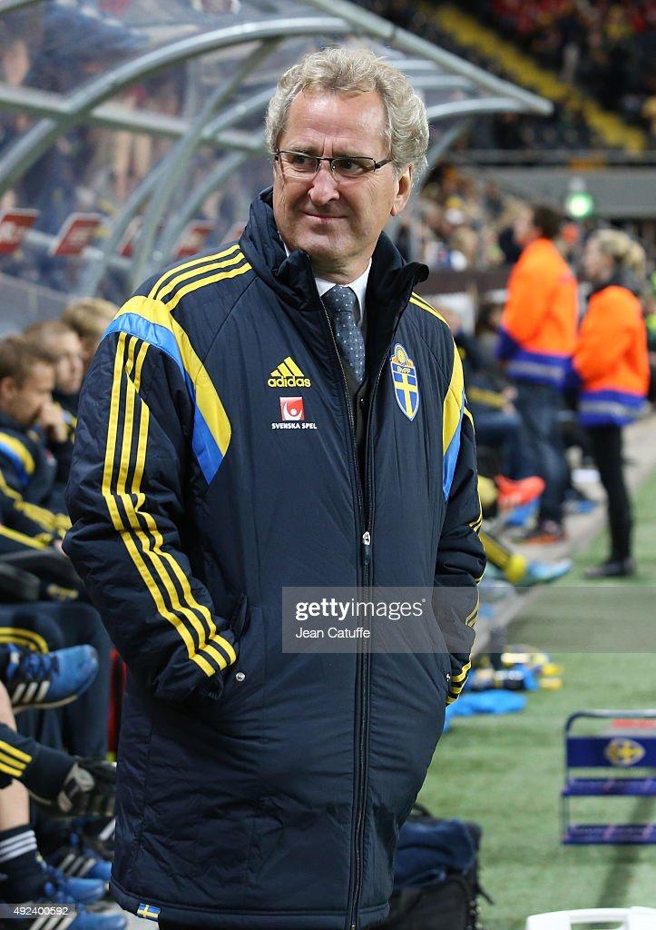 Sweden v Moldova - UEFA EURO 2016 Qualifier