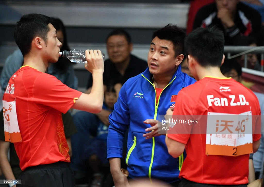 World Table Tennis Championships - Day 2