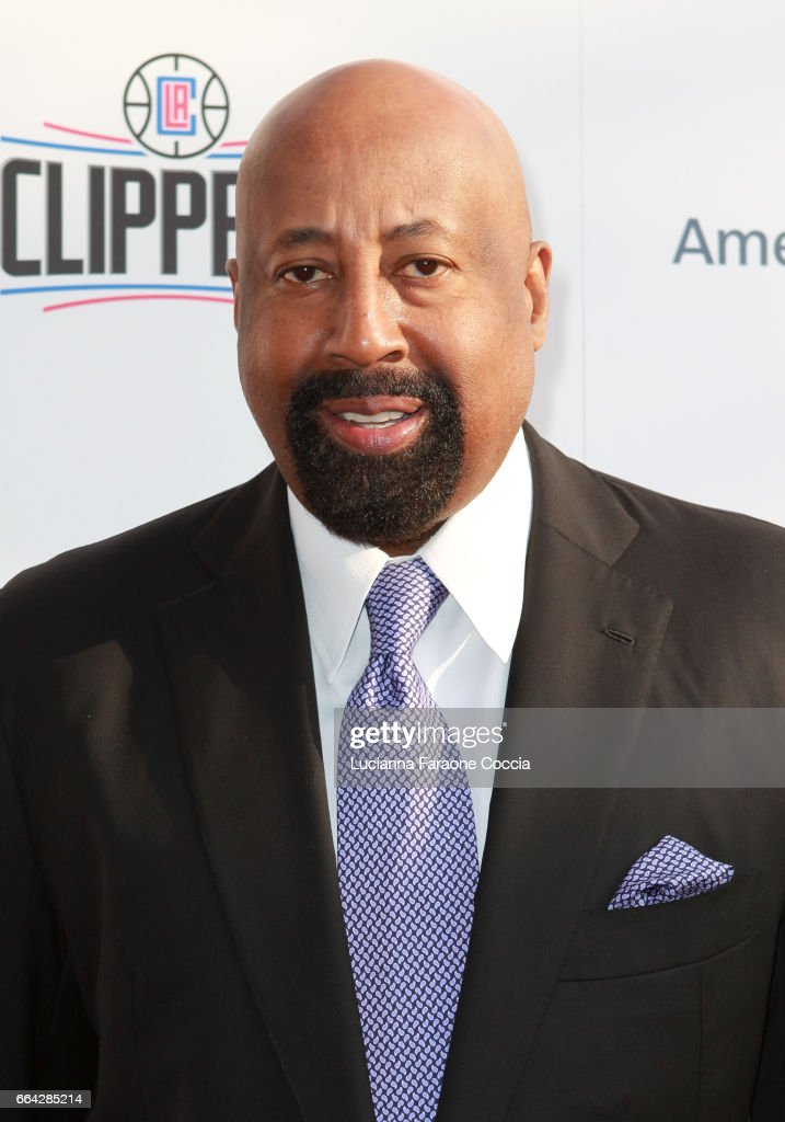 NBA coach/assistant coach Mike Woodson attends the 32nd Annual Cedars-Sinai Sports Spectacular Gala at W Los Angeles Westwood on April 3, 2017 in Los Angeles, California.