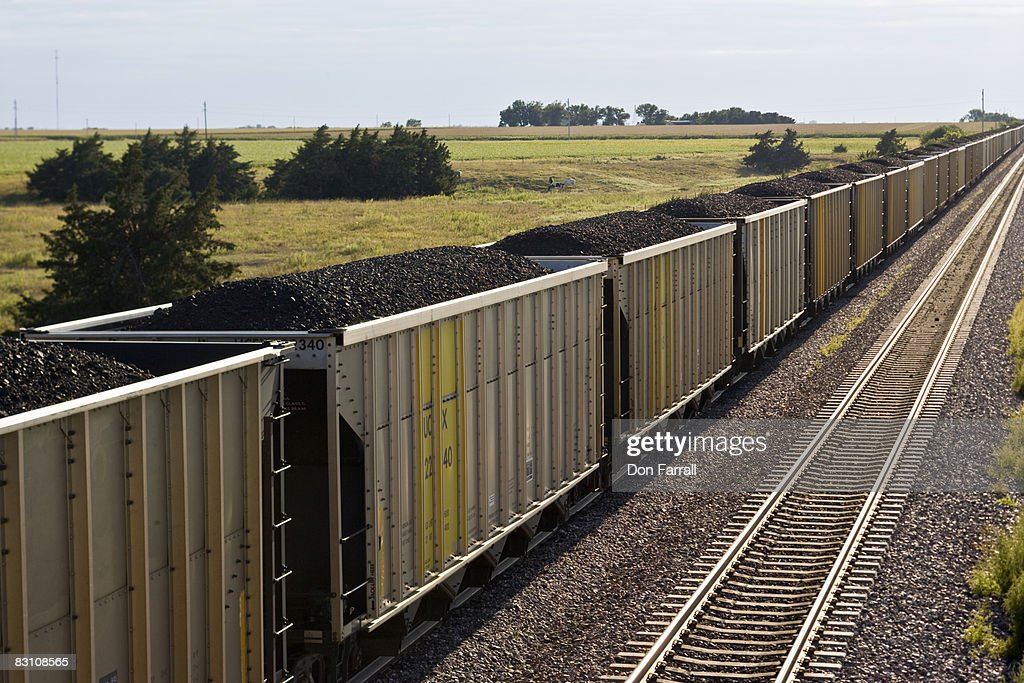 Coal Cars : Stock Photo