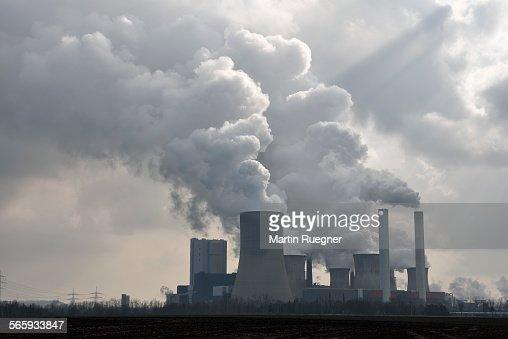 Coal fired power station Niederaussem