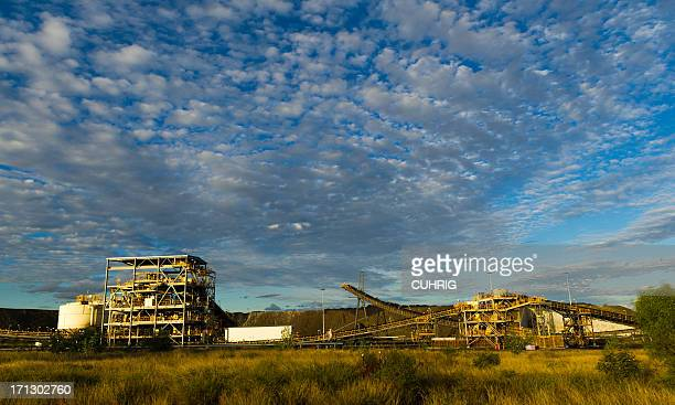 Coal Handling Wash Plant on Mine Site