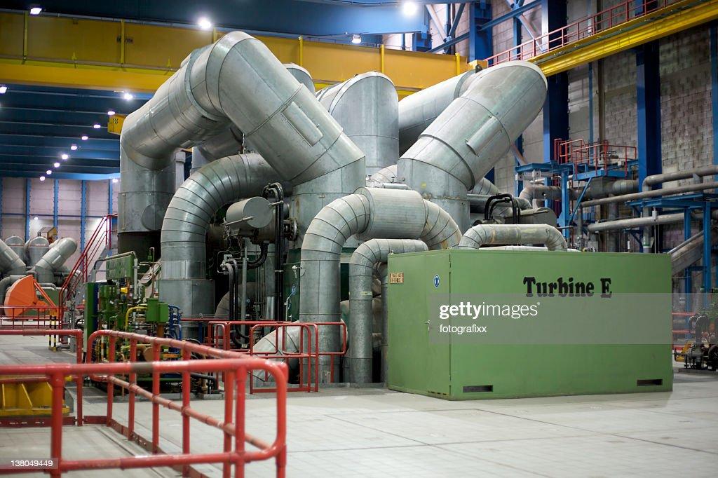 coal power plant : Stock Photo