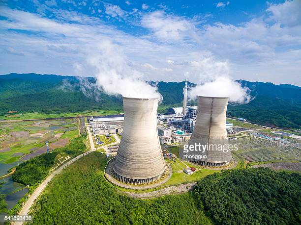 Coal Powerplant in China