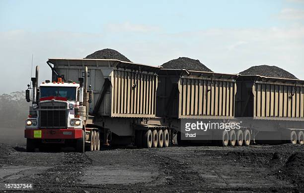 Coal Road Train