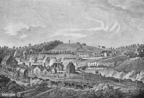 Coalbrookdale in 1758' Coalbrookdale is a village in the Ironbridge Gorge in Shropshire England containing a settlement of great significance in the...