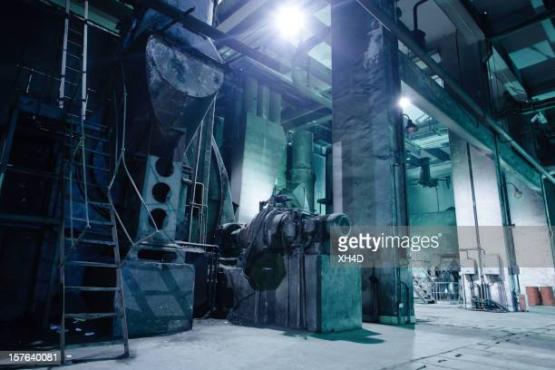 coal-fired Power Station workshop