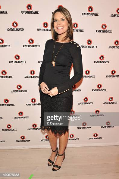 "CoAnchor of ""Today"" and NBC News Chief Legal Correspondent NBC News Savannah Guthrie poses at the Road to the 2016 Election A Campaign Preview panel..."