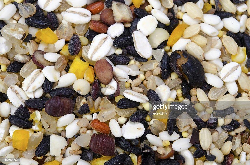 Coarse Cereal : Stock Photo